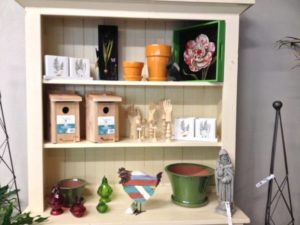 planters, pots, art items from Gosset Brothers Nursery