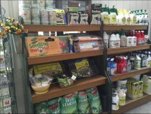 Tools, fertilizer, planting kits and more from Gosset Brothers Nursery