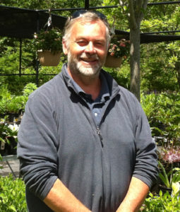Will Molyneux, landscape design and installation for Gossett Brothers Nursery, South Salem, NY